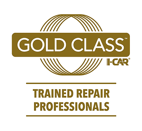 USA Touch-Up Auto Body Inc. is proud to be an I-CAR Gold Classᵀᴹ collision repair business